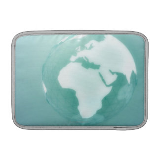 Africa on Globe Sleeve For MacBook Air