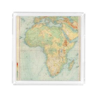 Africa Physical 10506 Acrylic Tray