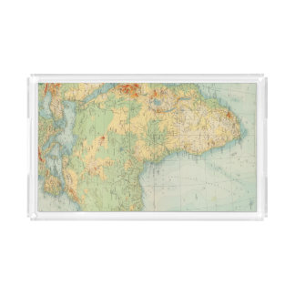 Africa Physical 10506 Acrylic Tray