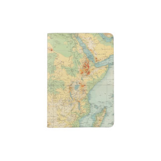 Africa Physical 10506 Passport Holder