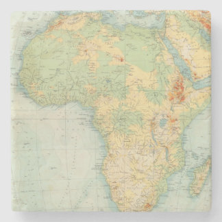 Africa Physical 10506 Stone Beverage Coaster