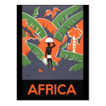 Africa Post Cards
