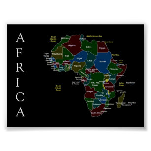 Africa Poster