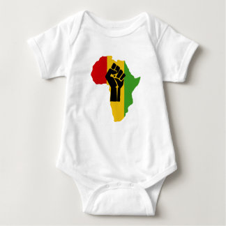 Africa Power - Reggae Baby Bodysuit