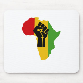 Africa Power - Reggae Mouse Pad