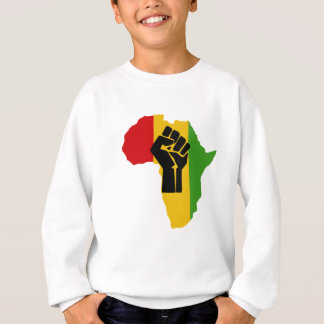 Africa Power - Reggae Sweatshirt