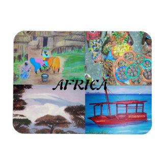 Africa Premium Flexi Magnet