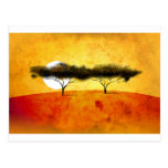 Africa retro vintage style gifts 01 postcard