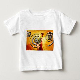 Africa retro vintage style gifts AF066 T-shirt