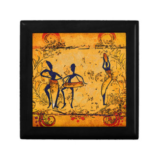 Africa retro vintage style gifts gift boxes