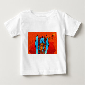 Africa retro vintage style gifts tee shirt