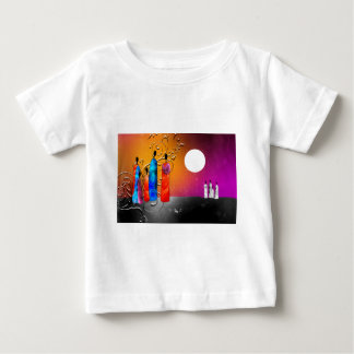 Africa retro vintage style gifts tee shirts