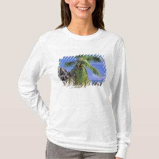 Africa, Seychelles, La Digue Island. Granite 2 T-Shirt
