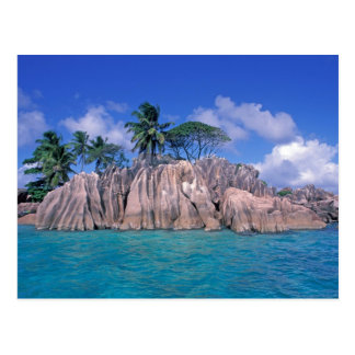 Africa, Seychelles, Praslin Island, St. Pierre Post Cards