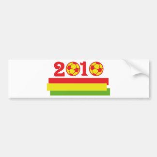 africa soccer 2010 bumper stickers