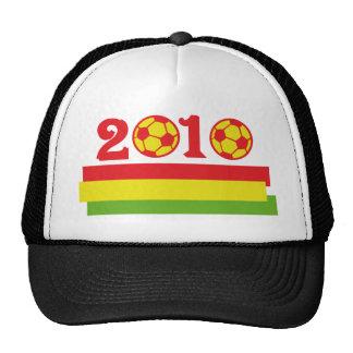 africa soccer 2010 mesh hat