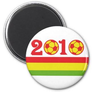 africa soccer 2010 magnets