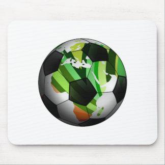 Africa Soccer Mousepads
