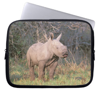 Africa, South Africa, Phinda Preserve. White Computer Sleeves