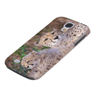 Africa, South Africa, Tswalu Reserve. Cheetahs Galaxy S4 Case