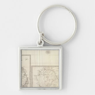 Africa Southeast Key Ring
