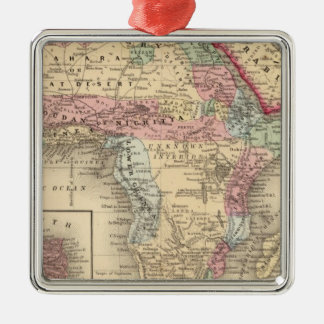 Africa St Helena Christmas Ornament
