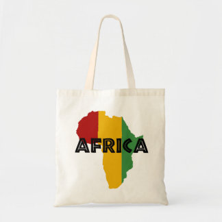 Africa take a rest cokes tote bag