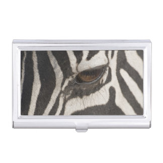 Africa, Tanzania, Ngorongoro Conservation Area Business Card Holder