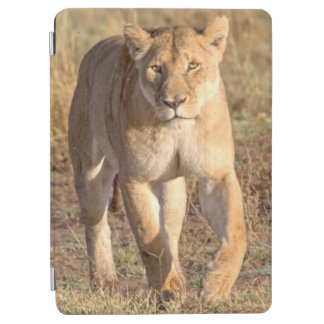 Africa, Tanzania, Serengeti. Lion And Lioness iPad Air Cover
