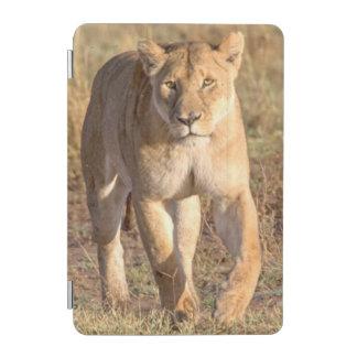 Africa, Tanzania, Serengeti. Lion And Lioness iPad Mini Cover