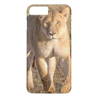Africa, Tanzania, Serengeti. Lion And Lioness iPhone 8 Plus/7 Plus Case