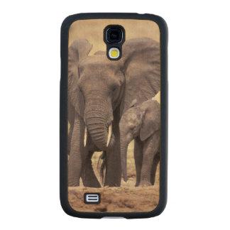 Africa Tanzania Tarangire National Park 2 Carved® Maple Galaxy S4 Case