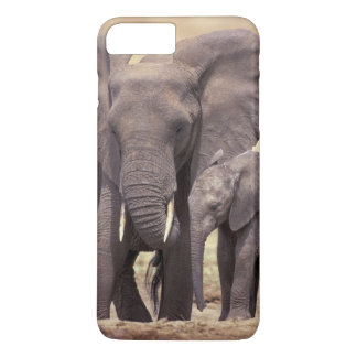 Africa, Tanzania, Tarangire National Park. 2 iPhone 8 Plus/7 Plus Case