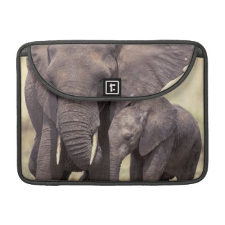 Africa, Tanzania, Tarangire National Park. 2 Sleeve For MacBooks