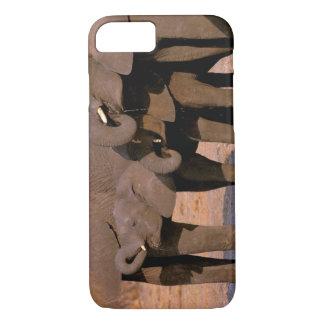 Africa, Tanzania, Tarangire National Park. iPhone 8/7 Case