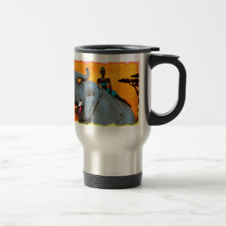 """Africa!"" Travel Mug"
