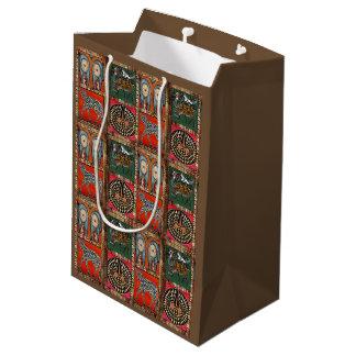 Africa  tribal gift bag