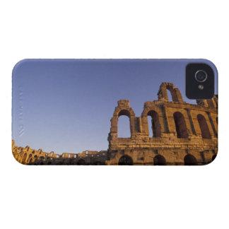 Africa, Tunisia, El Jem. Ruins of a Roman 2 iPhone 4 Case-Mate Case
