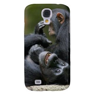 Africa, Uganda, Kibale Forest Reserve, Juvenile 2 Galaxy S4 Case
