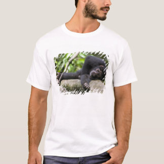 Africa, Uganda, Kibale Forest Reserve, Young T-Shirt