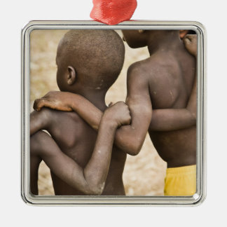 Africa, West Africa, Ghana, Yendi. Close-up shot Christmas Ornament