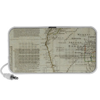 Africa, with all its states, kingdoms portable speaker