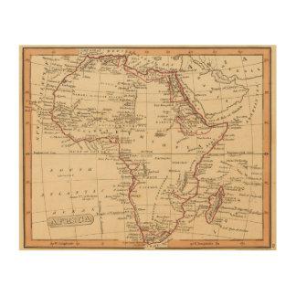 Africa Wood Prints