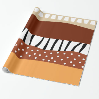 Africa Wrapping Paper