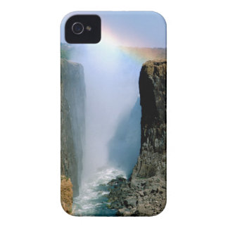 Africa, Zambia, Victoria Falls National Park. iPhone 4 Covers