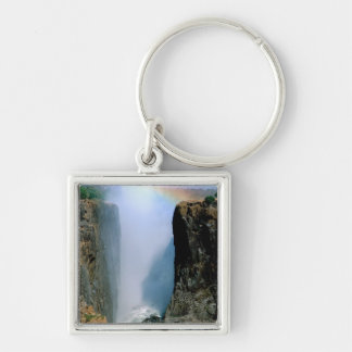 Africa, Zambia, Victoria Falls National Park. Key Ring
