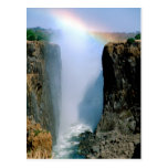 Africa, Zambia, Victoria Falls National Park. Post Cards