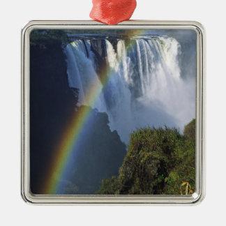 Africa, Zimbabwe, Victoria Falls Christmas Ornament