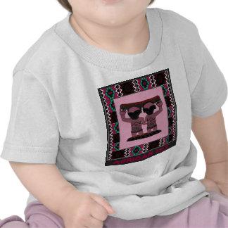 African 1st - Tribal effigy - Aftrican Art T-shirt
