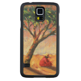 African Afternoon 2003 Carved Maple Galaxy S5 Case